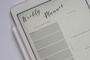 Best planners for young professionals -Digital Bullet Journal