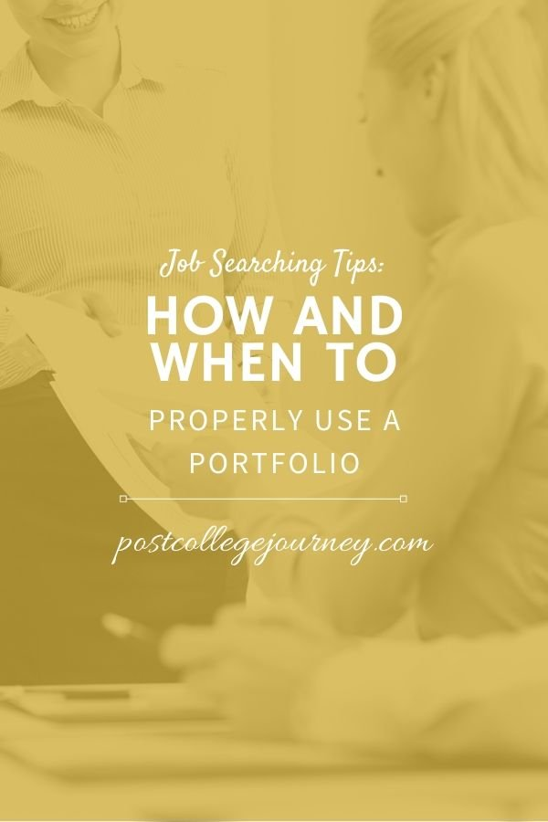 how-and-when-to-use-a-portfolio